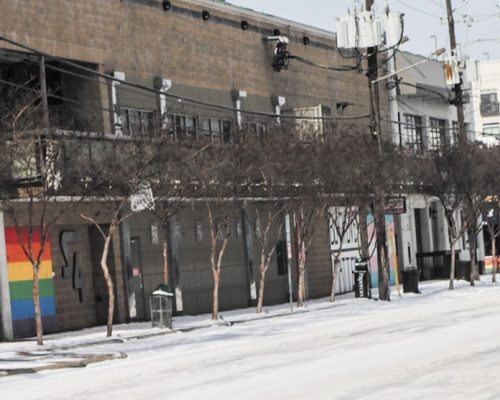 Texas publications endure winter freeze