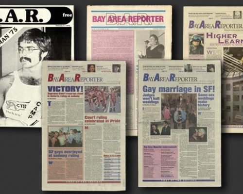 Bay Area Reporter marks 50th anniversary